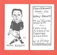 Chelsea Wally Bellett 63